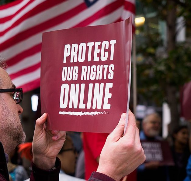 Protect our rights online