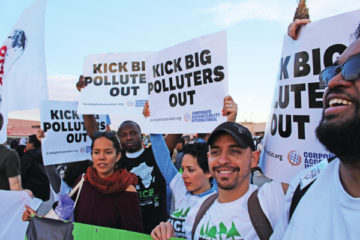 Kick Big Polluters Out!