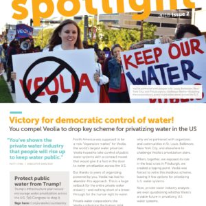 Corporate Accountability newsletter, Issue 2 2018