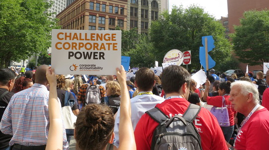 CHALLENGE CORPORATE POWER